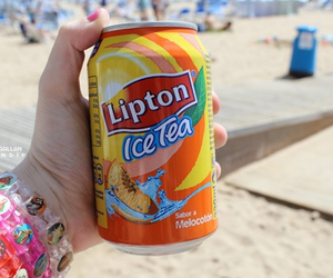 drink, icetea, and fashion image