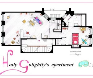 holly golightly, house, and arq image