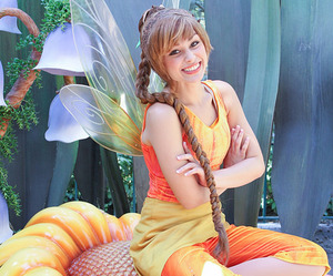 disney, fawn, and tinkerbell image