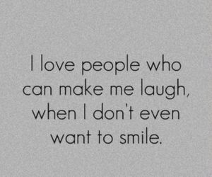 smile, love, and laugh image