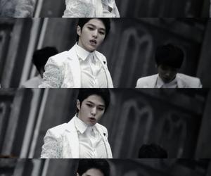 infinite, L, and myungsoo image