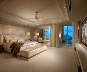bedroom. and luxury image