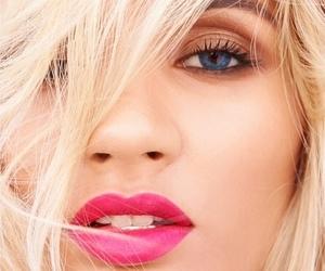 pia mia, blonde, and makeup image