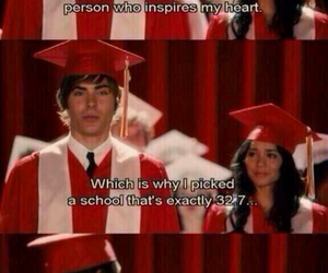 love, high school musical, and zac efron image