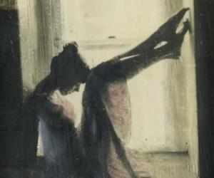 art, ballet, and vintage image
