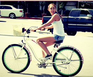 bike, electra, and summer image