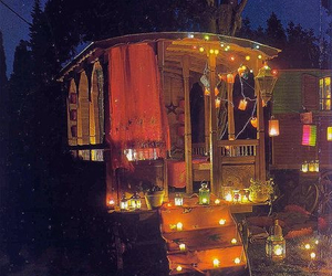 light, gypsy, and Caravan image