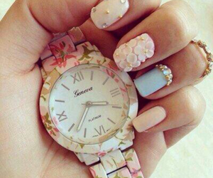 beautiful, clock, and cool image
