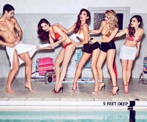 Hot, swimsuit, and pretty little liars image