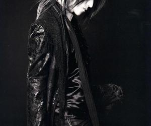 dark, metal, and glam image