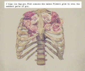 flower, grow, and heart image