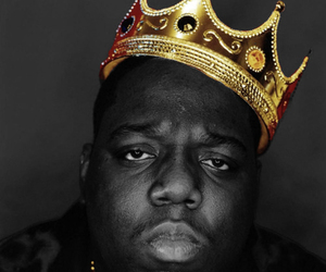biggie, king, and Notorious image