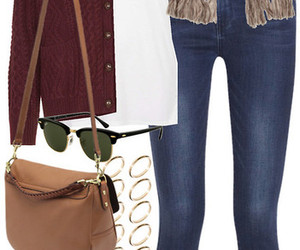 fashion, outfits, and Polyvore image