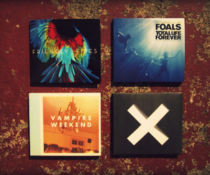 vampire weekend, foals, and the xx image
