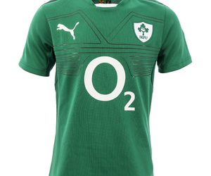 ireland, rugby, and shirt image