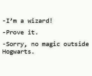 wizard, hogwarts, and harry potter image