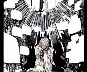 death note, manga, and nate river image