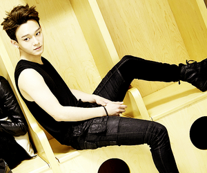 Chen, exo, and luhan image