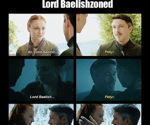 funny, game of thrones, and sansa stark image