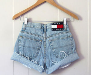 cut offs, fashion, and style image