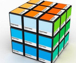 pantone and cube image