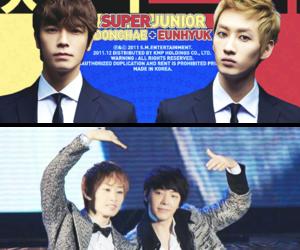 donghae, eunhyuk, and eunhae image