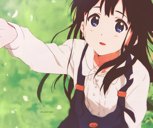 anime, tamako market, and anime girl image