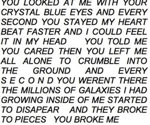 grunge, indie, and poem image