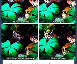 children, funny, and madagascar image