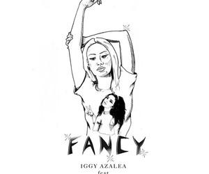 fancy, iggy azalea, and Iggy image