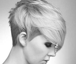 short haircuts for women image