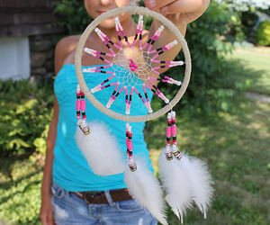 Dream, cool, and dream catcher image