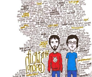 draw and flight of the conchords image