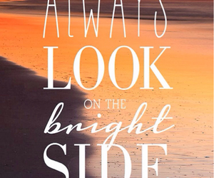bright, quote, and happy image