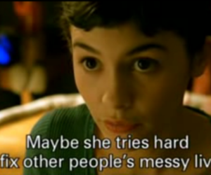amelie, be yourself, and life image