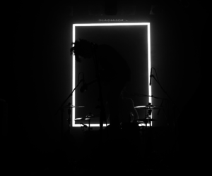 the 1975, matt healy, and silened image