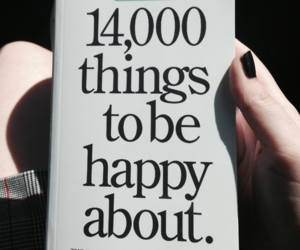 book, happy, and quote image
