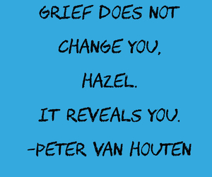 grief, john green, and the fault in our stars image