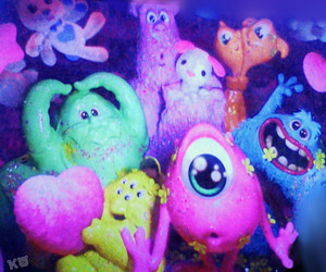 kawaii, party, and monsters university image