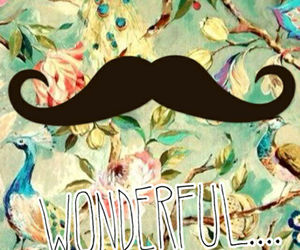 mustache, wonderful, and swagg image