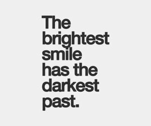 smile, past, and quote image