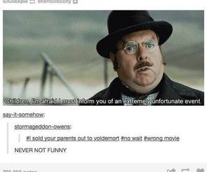 funny, harry potter, and not harry potter image