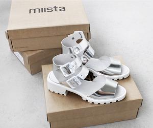 fashion, shoes, and shopping image