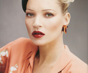 fashion and kate moss image