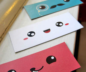 face, kawaii, and magnet image