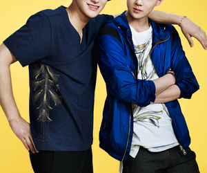 exo, sehun, and tao image