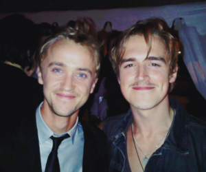 tom fletcher, McFly, and tom felton image