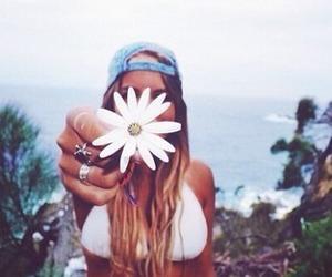 beach, la, and beautiful image