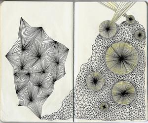 abstract, art, and circles image