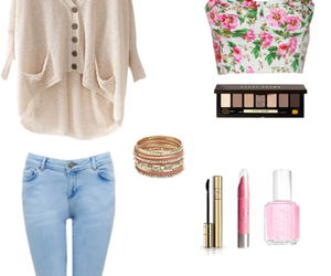 clothes, glasses, and fashion image